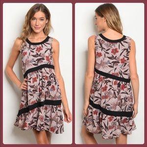 NWT Entro fall dress